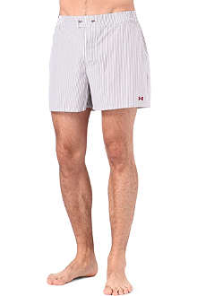 HOM Striped boxer shorts