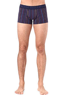HOM Pinstripe maxi trunks