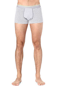 HOM Two pack of multistripe trunks