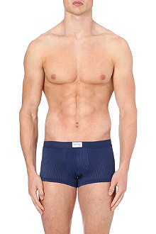 HOM Temptation striped trunks