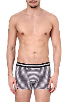 HOM H01 striped modal trunks