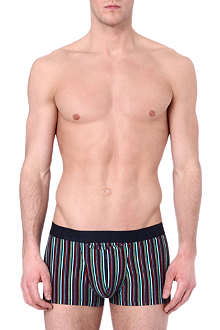 HOM H01 multi-striped trunks