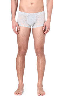 HOM Baroque sheer trunks