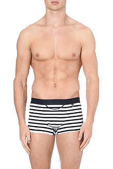 HOM HO1 striped trunks