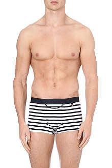 HOM HO1 striped trunks