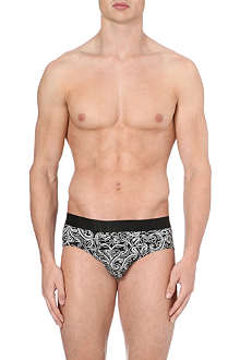 HOM HO1 rope-print briefs