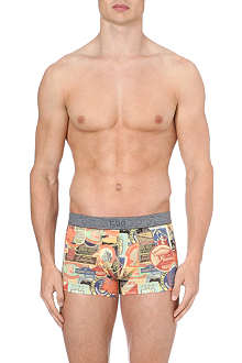 HOM Ego hotel-print trunks
