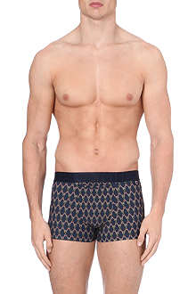 HOM Graphic print trunks