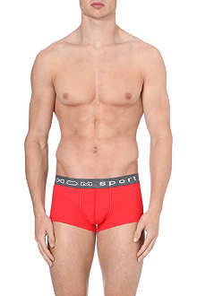 HOM Contrast hipster trunks