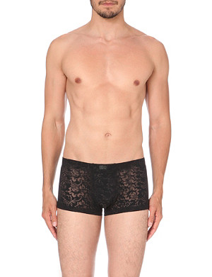 HOM Sheer lace trunks