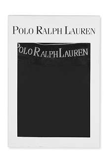 RALPH LAUREN Stretch-cotton pouch trunks