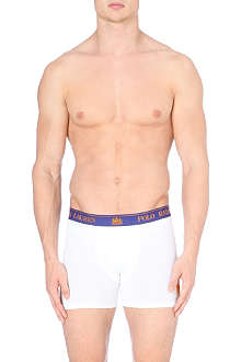 RALPH LAUREN Crown polo trunks
