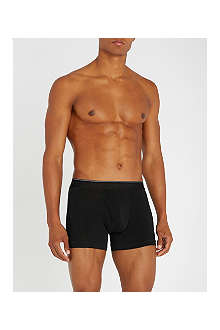 RALPH LAUREN Stretch-cotton trunks
