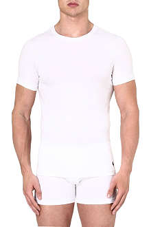 RALPH LAUREN Short-sleeved jersey t-shirt