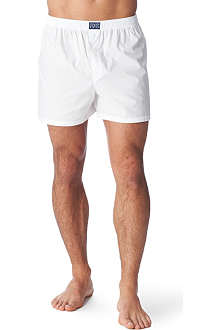 RALPH LAUREN Pinpoint Oxford boxers