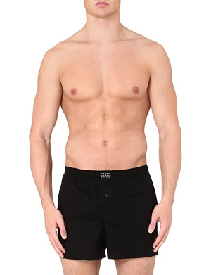 RALPH LAUREN Stretch-cotton logo boxers