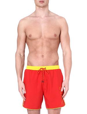 HUGO BOSS Footballfish Spain swim shorts