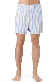DEREK ROSE Elite striped boxer shorts