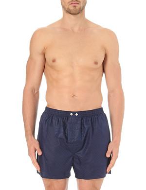 DEREK ROSE Classic cotton boxers