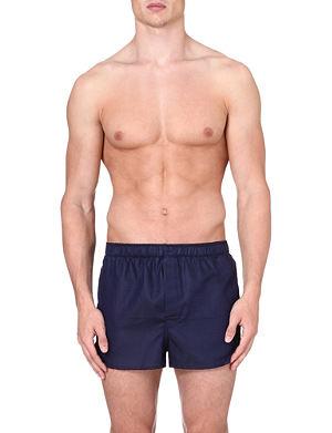 DEREK ROSE Lombard jacquard boxer shorts
