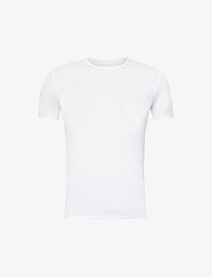 DEREK ROSE Jack pima-cotton t-shirt