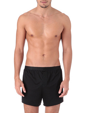DEREK ROSE Lewis mercerised-cotton boxer shorts