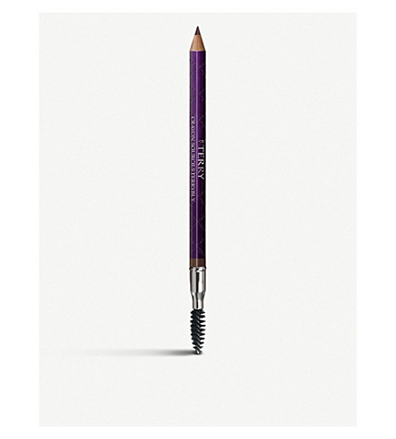 BY TERRY Crayon Sourcils Terrybly Eyebrow Pencil Definer 1.19g (Ash+brown
