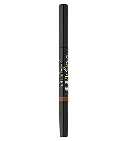 TOO FACED Chocolate Brow-nie eyebrow pencil (Auburn