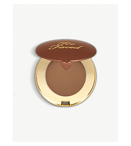 TOO FACED Chocolate Soleil Bronzer Travel Size 2.55g (Chocolate