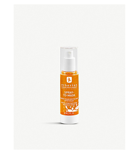 ERBORIAN Spray-To-Mask face mask 60ml