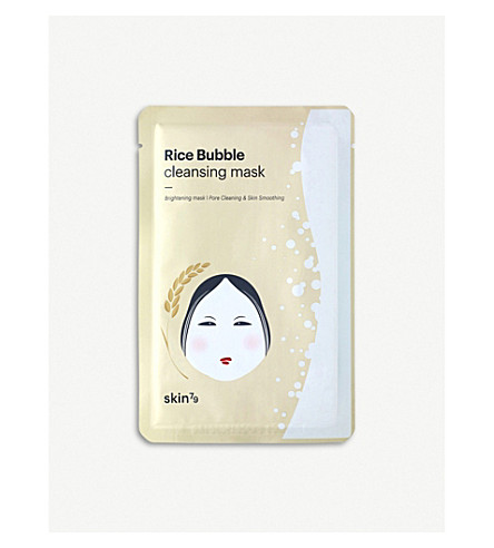 SKIN79 Rice Bubble Mask