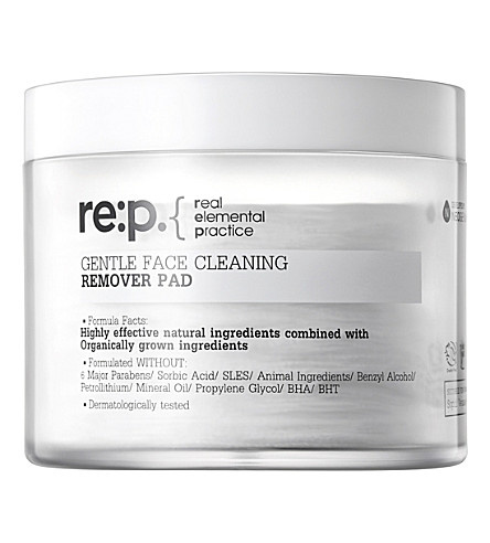 NEOGEN RE:P Gentle face cleaning remover pads 180ml
