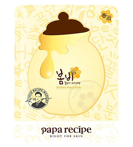 PAPA RECIPE Bombee honey face mask 25g