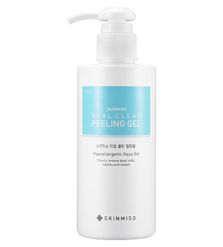 SKINMISO Real Clean Peeling Gel 200ml