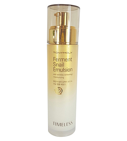 TONY MOLY Timeless Ferment Snail Emulsion 140ml