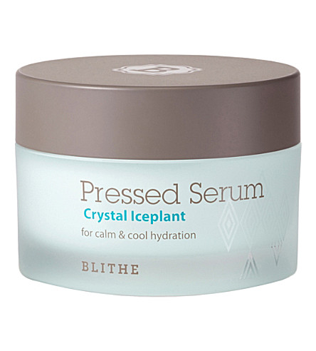 BLITHE Crystal Iceplant Pressed Serum 50ml