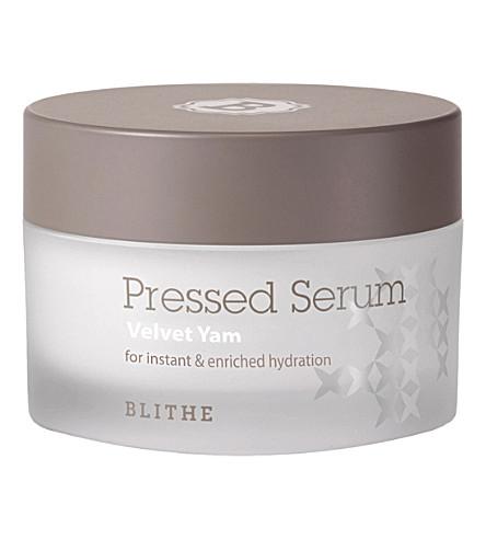 BLITHE Velvet Yam Pressed Serum 50ml
