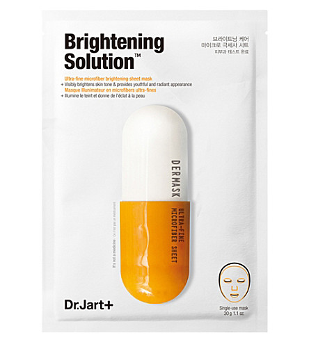 DR JART+ Dermask Micro Jet Brightening Solution