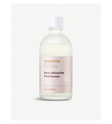 AROMATICA Rose Absolute first serum 130ml