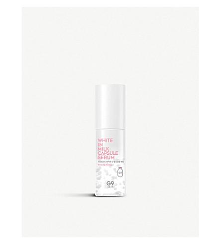 G9 White In Milk capsule serum 50ml
