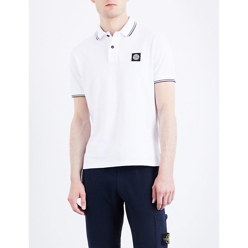 Logo-appliqué cotton-jersey T-shirt
