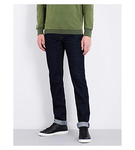 STONE ISLAND Slim-fit skinny jeans (Wash