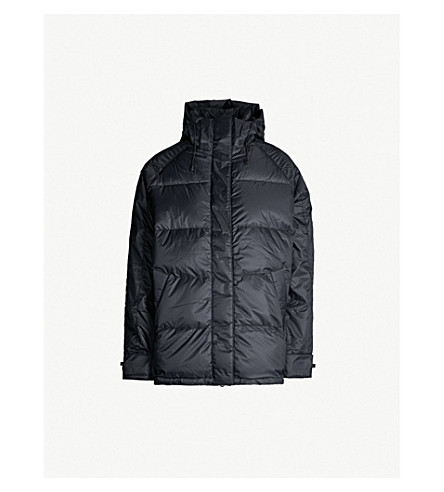 CANADA GOOSE Approach shell-down jacket (Black
