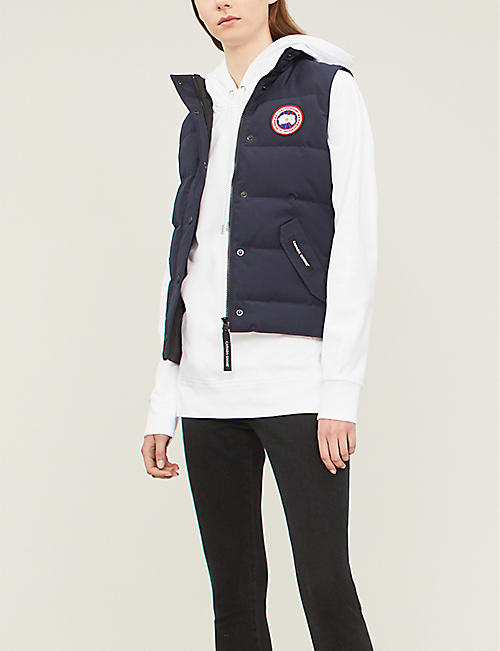 CANADA GOOSE Freestyle shell-down vest