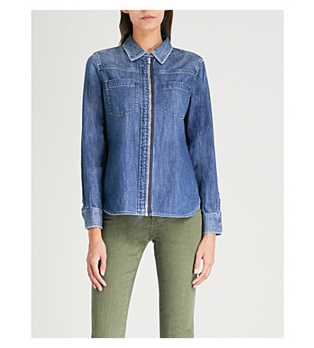 AG Christine denim shirt (Billow