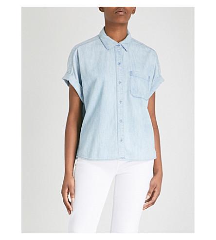 mezclilla light AG Marquis Hadley Camisa de Yf4wq4A
