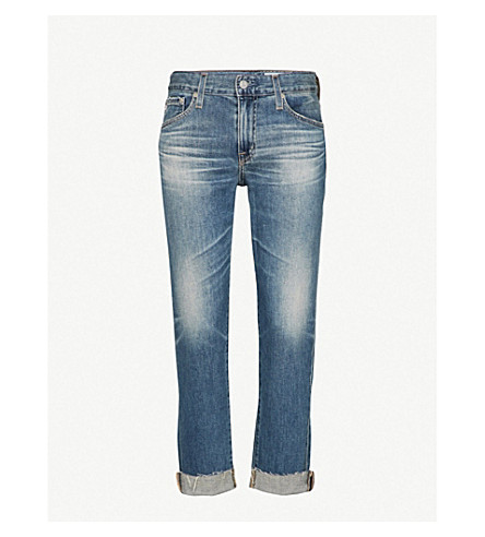 AG The Jodi slim-fit mid-rise jeans (15+years+undercool