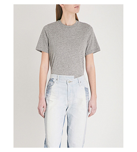 AG The Gray Boy jersey T-shirt (Speckled+heather+grey