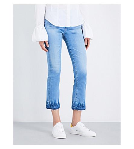 AG Jodi skinny high-rise jeans (17+years+daybreak