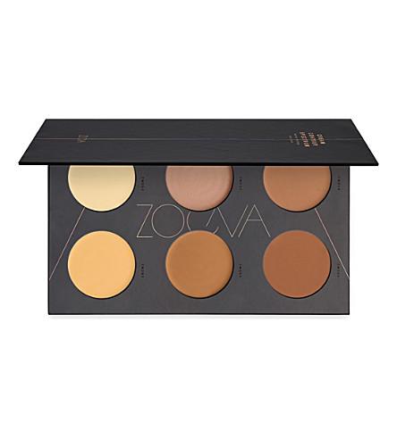 ZOEVA Cream Contour Spectrum Palette